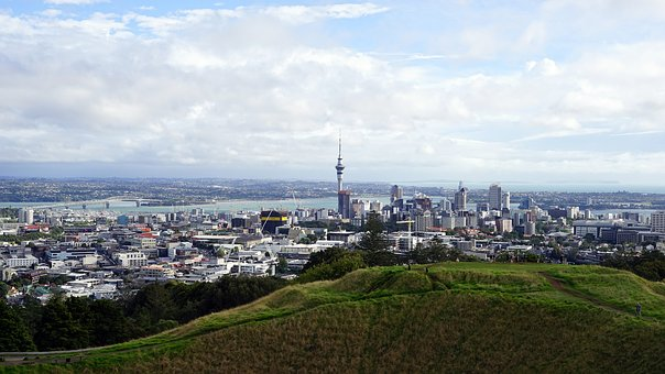 St. Patrick's Day in Auckland, New Zealand