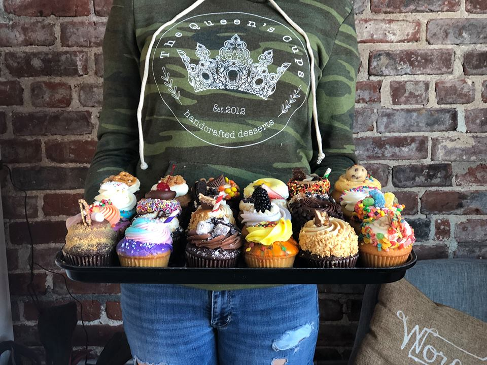 Pupcakes . . . Where Dog Treats and Cupcakes Meet at The Queen's Cups