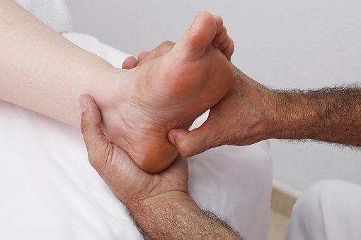 massage for plantar fasciitis and heel pain