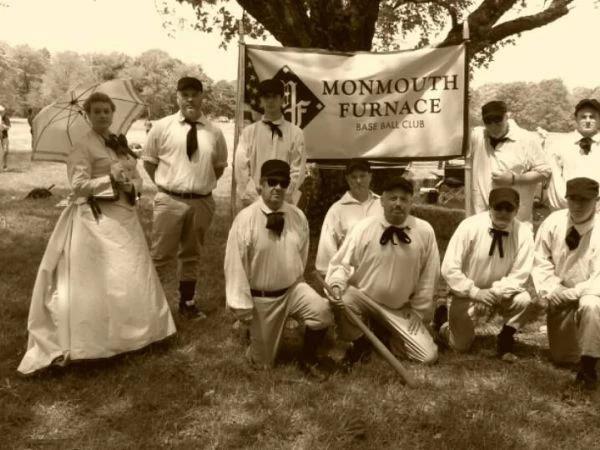 The Original American Sport – Monmouth Furnace Vintage Base Ball