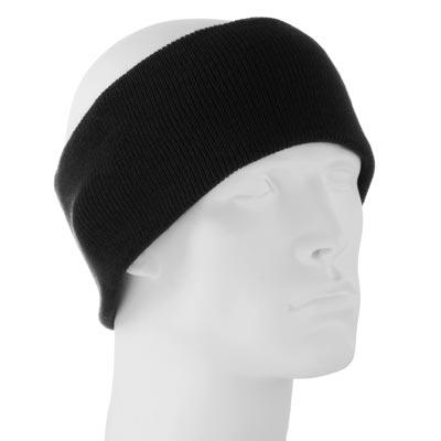 Black Stretch Headband - Case - 12 Dozen - Made in USA   WholesaleForEveryone.com 04c8863996a