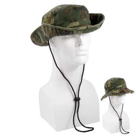 Army Camouflage Safari Hat - Dozen Packed  WholesaleForEveryone.com bee889e33ba
