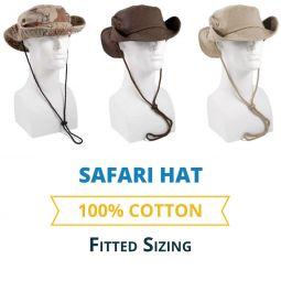 Safari Bucket Hats - Safari Hats for Sale - Buy Single or Bulk 94e120ff811