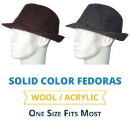d7e253630a20d Wholesale Fedora Hats - Cheap Fedora Hats - Buy in Bulk   Save